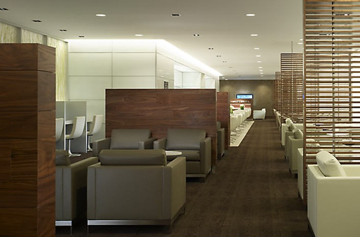 Gleneagles One World Lounge