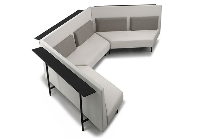 Reveal Angled Sofa 983-173AS. See 983-173A in<br>Statement of Line for more details.